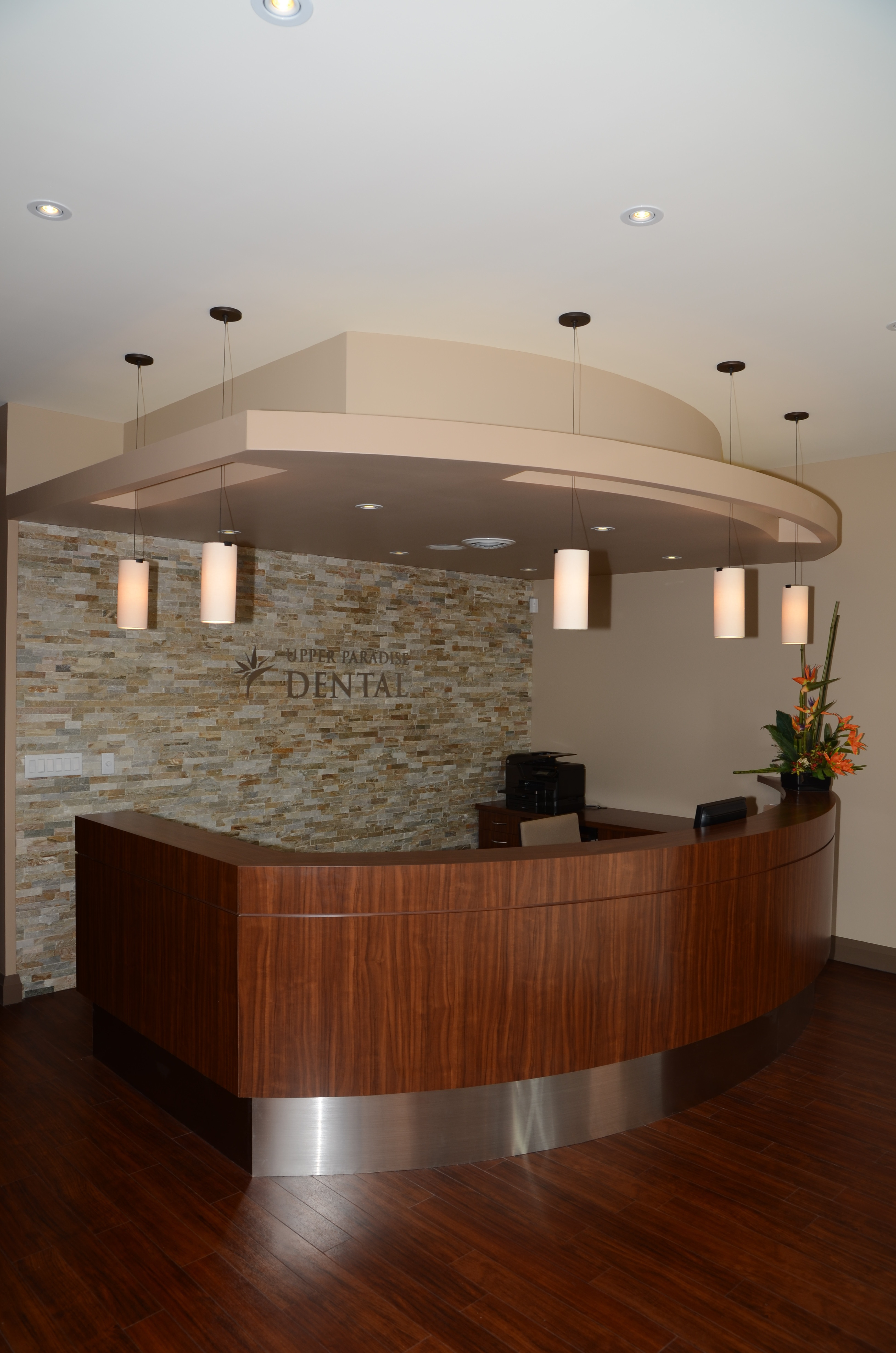 We will be ready to greet you with a smile at your first appointment at Upper Paradise Dental.